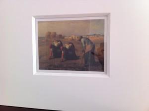 Horst Müller Coverversion (Millet), 2011, Digitaldruck, 50 x 65 cm