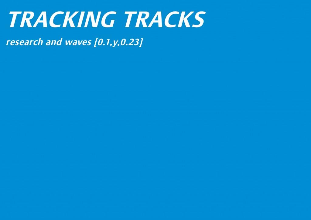 tracking tracks2