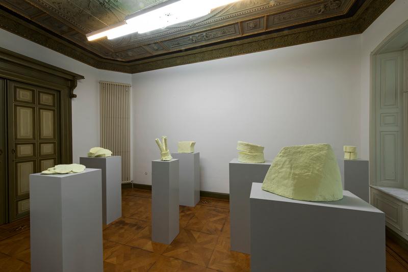 Bremen Claassen-Schmal Galerie für Gegenwartskunst Barbara Claassen-Schmal Ausstellung Ingeborg Lüscher Skulptur|Video|Fotografie Ausstellung 06. September - 21. Oktober 2013